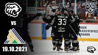ТРАКТОР - САЛАВАТ ЮЛАЕВ/ 19.10.2021/ ЧЕМПИОНАТ КХЛ/ KHL В NHL 20/ ОБЗОР МАТЧА