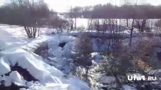 Провал земли в Новокулево
