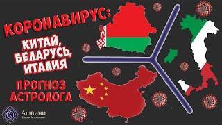 Коронавирус: когда закончится? Прогнозы астролога |  Эпидемия в Китае, Беларуси, Италии