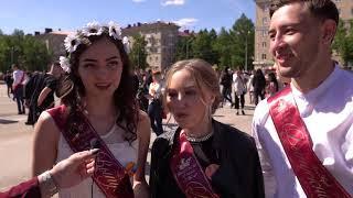 """""""Весенний бал-2019"""" в Октябрьском. Как это было."""