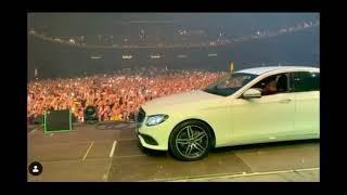 Уфимский рэпер выехал на московскую сцену на дорогостоящем автомобиле