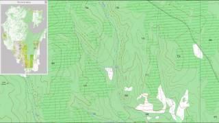 Топографическая карта Республики Башкортостан для OziExplorer