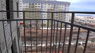"""Видеообзор планировок квартир: ЖК """"Новый город"""", корпус 3 (Стерлитамак, ГК """"Риком"""")"""