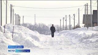«Страшно за детей»: в Башкирии чиновники «бросили» построенное в поле село