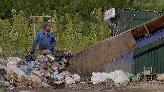 UTV. Мусорный коллапс. В Башкирии город едва не утонул в коммунальных отходах