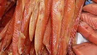 Ярмарка рыбных деликатесов Сахалина и Камчатки в Кумертау