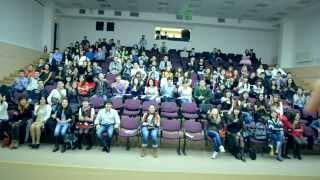 Мероприятие для первокурсников из Башкортостана в Москве (РУДН, Интерклуб)