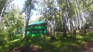 База отдыха Ирлен. Озеро Кандрыкуль