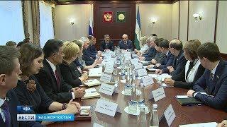Радий Хабиров встретился с депутатами Госсобрания РБ