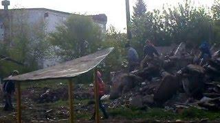 детская площадка в г. Давлеканово по ул.Высоковольтная