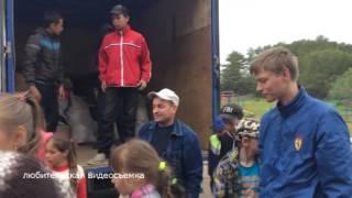 Школьники с. Ангасяк организовали раздельный сбор мусора