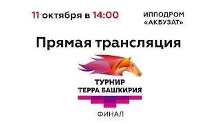 Финал конноспортивного турнира Терра Башкирия