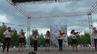 Финал городского конкурса «Агидельская звездочка – 2017»
