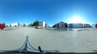 Площадь города Учалы/я люблю Учалы/2019
