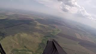 Аслыкуль-Кумертау,полет на параплане,18.05.21,ч5