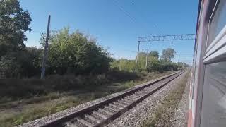 По Казанскому ходу Транссиба. Часть 6. Янаул - Сарапул
