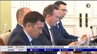 Радия Хабирова разозлил отчет о ремонте подъездов в Башкирии