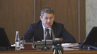 UTV. Радий Хабиров отказался работать с министром экологии Башкирии
