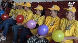 Студенческий Совет против серебряных волонтеров в интеллектуальной игре «ТехноФан»