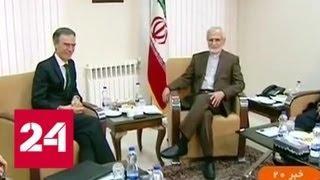 Трамп вводит жесткие санкции против Хаменеи - Россия 24