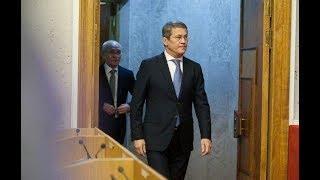 Радий Хабиров заставит чиновников правильно общаться с людьми