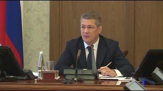 Радий Хабиров потребовал пересмотреть новые тарифы за вывоз ТБО