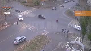 UTV. Подборка аварий с камер Уфанет с 22 по 26 октября 2018 год