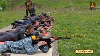 Чемпионат РБ по стрельбе из боевого оружия