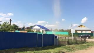 Торнадо в Бакалах (Башкортостан)