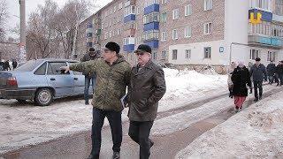 Новости UTV. Глава администрации Стерлитамака Владимир Куликов проверил работу УК