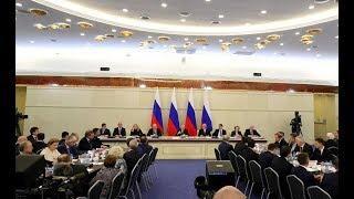 Радий Хабиров принял участие в Госсовете по вопросам здравоохранения
