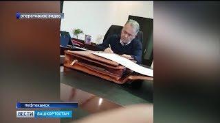В Башкирии осудили бывшего мэра Нефтекамска