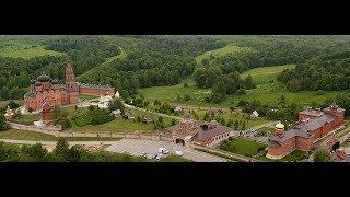 В Башкортостане завершилось строительство мужского монастыря «Святые Кустики»