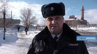 Утром на ул.Ленина произошел наезд на пешехода. Женщина в тяжелом состоянии