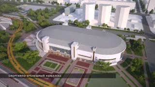 Проект планировки территории Золотой мили в Благовещенске