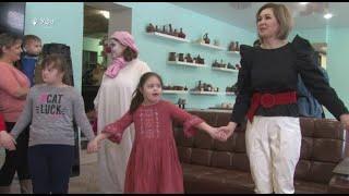 В Уфе мама девочки с синдромом Дауна открыла театральную студию для особенных детей