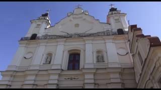Достопримечательности Беларуси Пинск Архитектурный ансамбль монастыря францисканцев