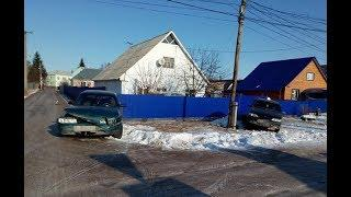 В Давлеканово в ДТП пострадал трехмесячный ребенок