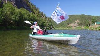 Культурный сезон - Сплав по реке Белой