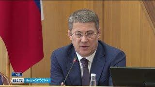 Радий Хабиров подтвердил своё намерение баллотироваться на пост Главы республики от «Единой России»