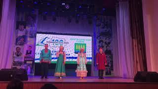 Фестиваль-марафон Дюртюлинского района в Уфе 3