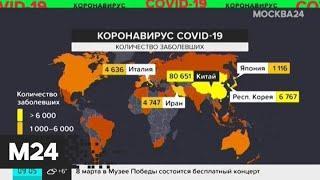 В ВОЗ опровергли надежды на исчезновение коронавируса к лету - Москва 24