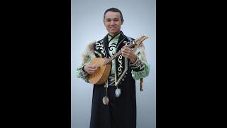 """Кубаир Алпамыша (эпос Алпамыша). Музыкант группы """"Тархан""""   Ринат Гайсин."""