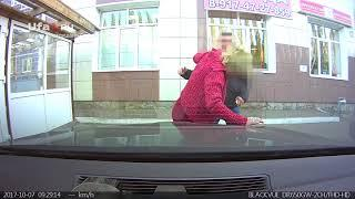 Мужчина избил даму в Салавате