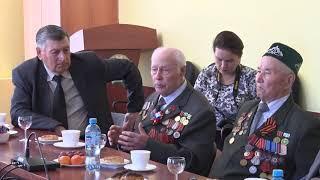 Встреча главы администрации Ишимбайского района Азамата Абдрахманова с ветеранами!