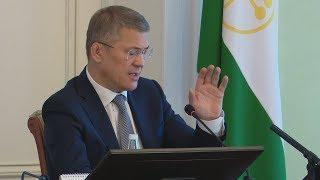 UTV. Жители Башкирии раскритиковали пост Радия Хабирова о ямочном ремонте