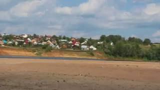 Пляж Башкирия Шипово.