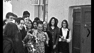 Туймазы, 1976 год, 8 школа, последний звонок