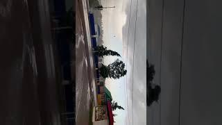 Ураган сносит крыши в Чекмагушевском районе Республики Башкортостан