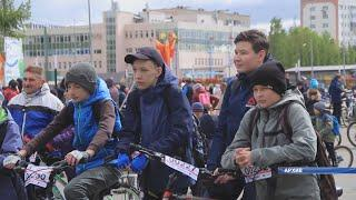 Велосипедисты внесли свои предложения по благоустройству Нефтекамска
